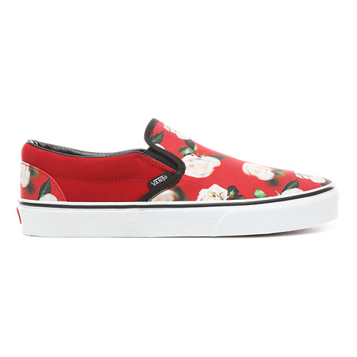 Scarpe+Romantic+Floral+Slip-On