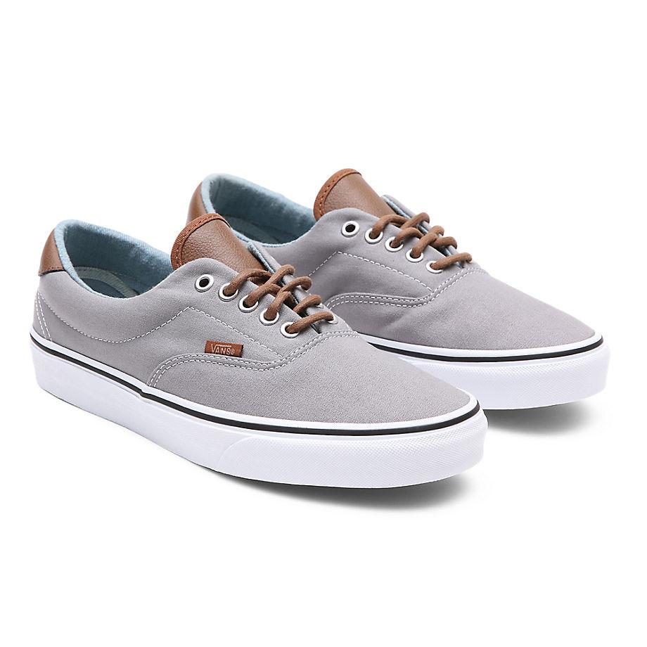 Vans  ERA 59  men's Shoes (Trainers) in Grey - VN0A38FSQ701=VA38FSQ70
