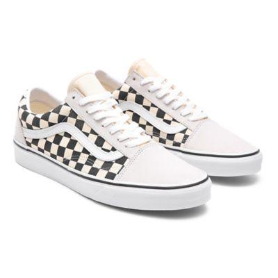 Checkerboard Old Skool Schuhe
