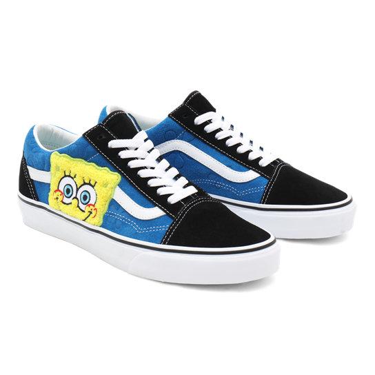 Vans X SpongeBob Old Skool Shoes