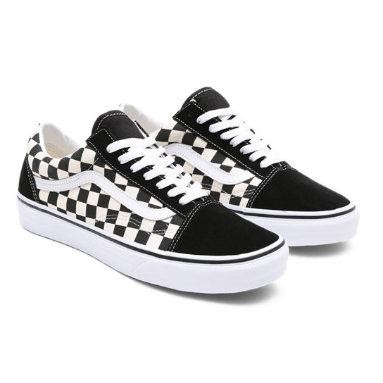 Scarpe Primary Check Old Skool | Vans