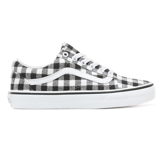 Gingham Old Skool Shoes | Vans