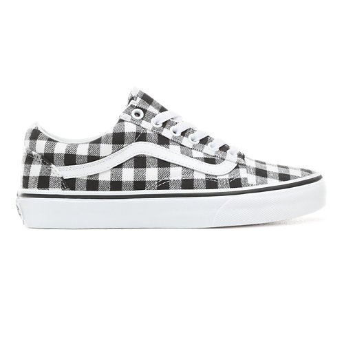 Gingham+Old+Skool+Schuhe