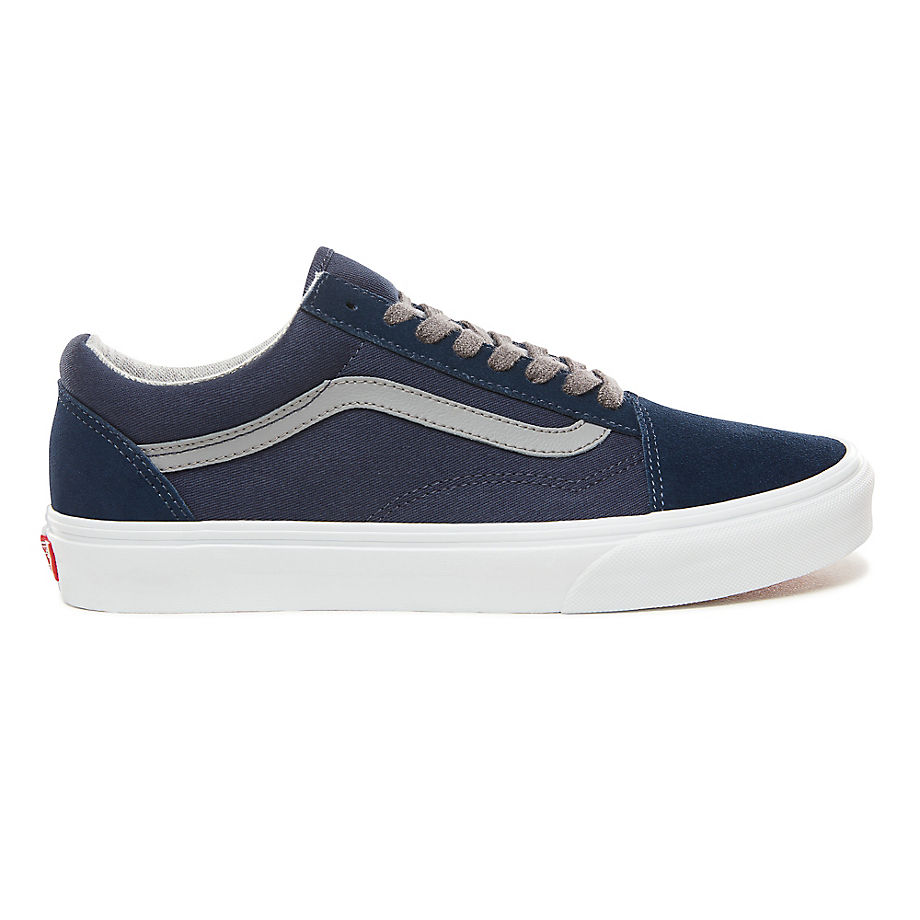 Sneaker Vans VANS Zapatillas Jersey Lace Old Skool ((jersey Lace) Dress Blues/gray) Hombre Navy