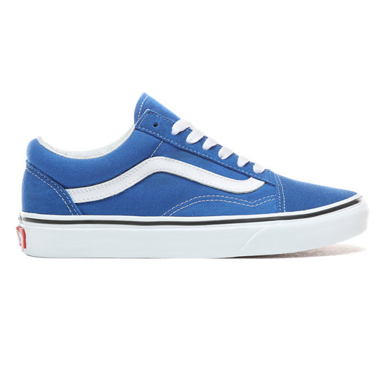 vans bleu old skool
