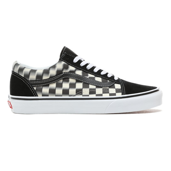 b581b17c59bc Blur Check Old Skool Schuhe