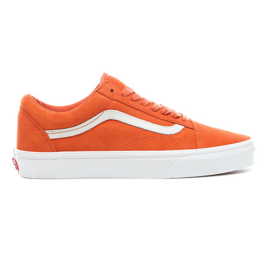 Soft Suede Old Skool Shoes | Vans