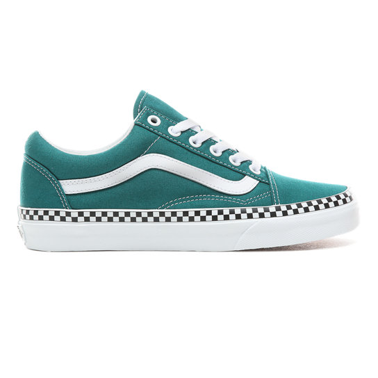 Check Foxing Old Skool Shoes by Vans