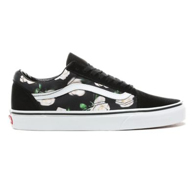 Romantic Floral Old Skool Shoes