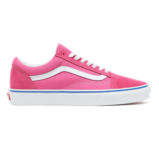 Suede and Canvas Old Skool Shoes | Vans