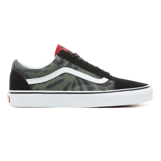Tie Dye Old Skool Shoes | Vans