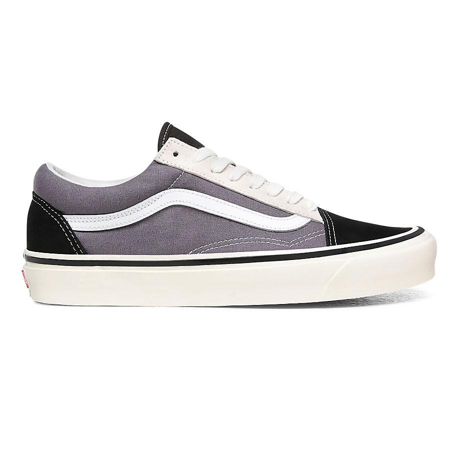 Chaussures Anaheim Factory Old Skool 36 Dx ((anaheim Factory) Og Black/og Gray/og White) , Taille 34.5 - Vans - Modalova
