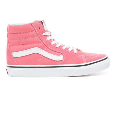 vans scarpe donna rosa