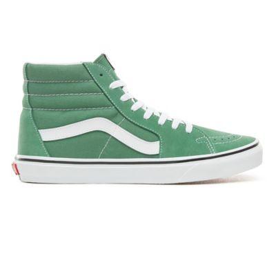 vans scarpe verde