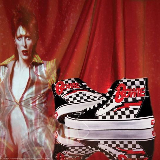 Chaussures Vans X DB Sk8 Hi