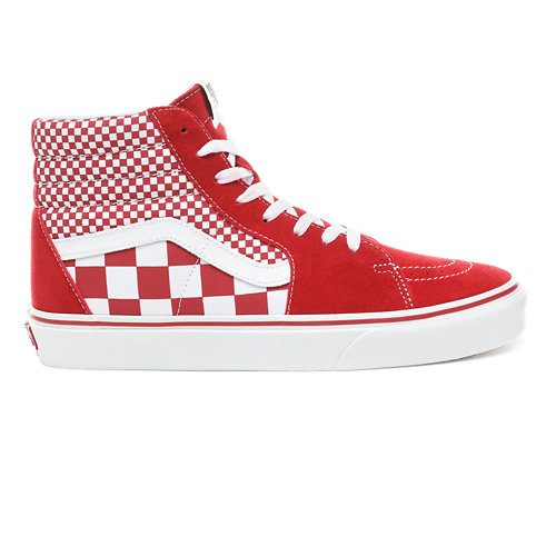 Scarpe+Mix+Checker+Sk8-Hi