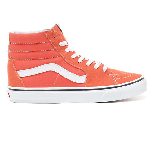 2ebbee8ad7556a Suede and Canvas Sk8-Hi Shoes