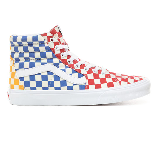 Zapatillas Checkerboard Sk8-Hi | Vans