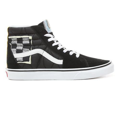 Zapatillas+Mixed+Quilting+Sk8-Hi
