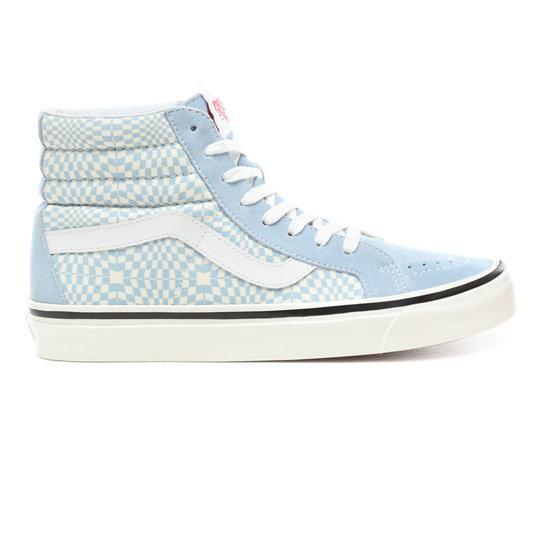 0c9e7ad49e2c Anaheim Factory Sk8-Hi 38 Dx Shoes | Blue | Vans