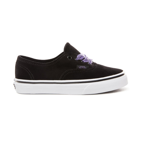 Kids Satin Authentic Shoes (5+ years) | Vans