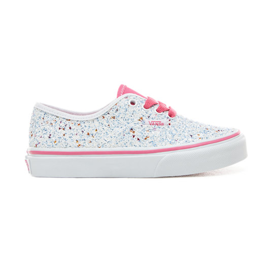 Kids Glitter Stars Authentic Shoes (5+ years) | Vans