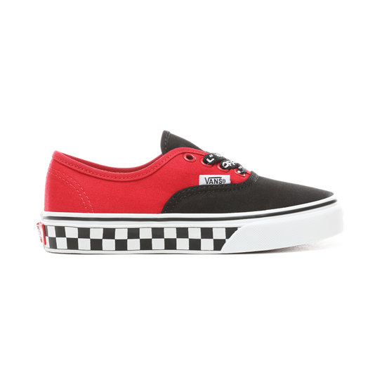 Kids Logo Pop Authentic  Shoes (4-8 years) | Vans