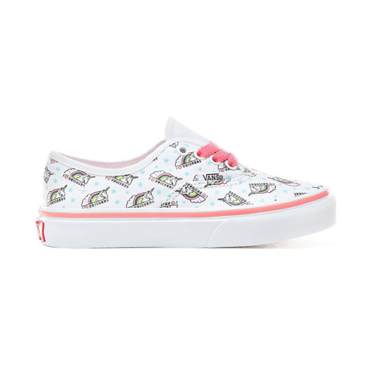 Kids Unicorn Authentic Shoes (4-8 years) | Vans