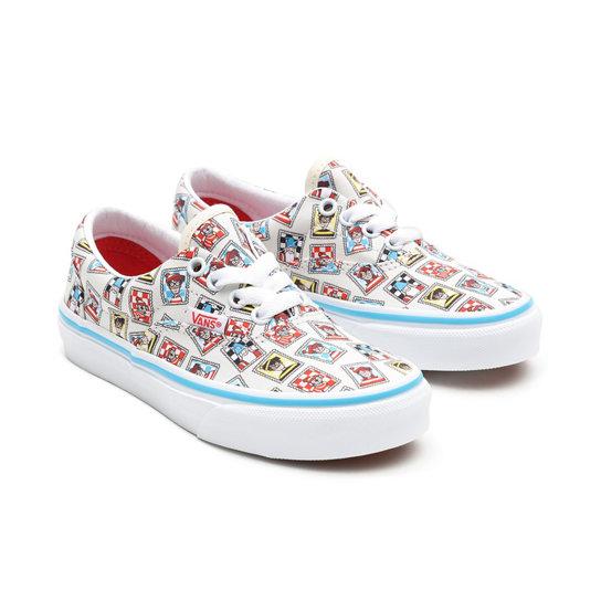 Kids Vans x Where's Waldo? Era Shoes (4-8 years)