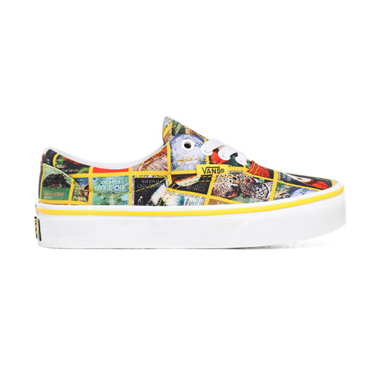 Vans x National Geographic Era kinderschoenen (4-8 jaar) | Vans