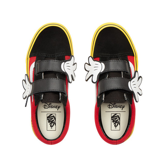 Kids Disney x Vans Old Skool V Shoes (4-8 years) | Vans