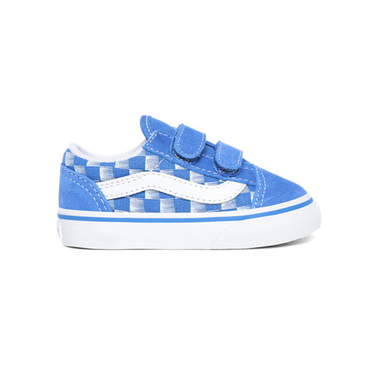 Toddler Racers Edge Old Skool V Shoes (1-4 years) | Vans