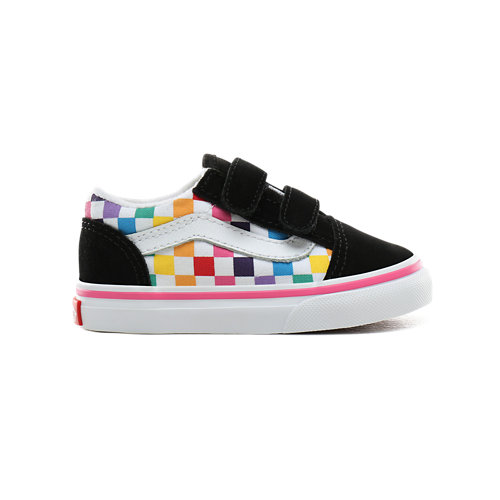 Scarpe+Checkerboard+Old+Skool+V+%281-4+anni%29
