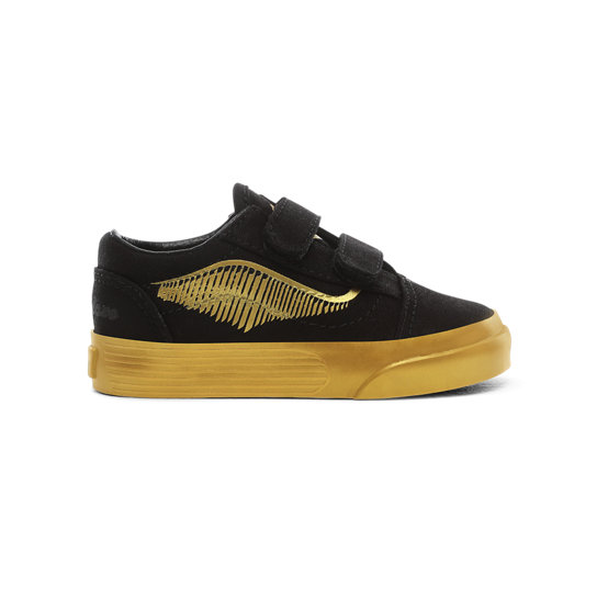 Vans x HARRY POTTER™ Golden Snitch Old Skool V Schoenen voor peuters (1-4 jaar) | Vans