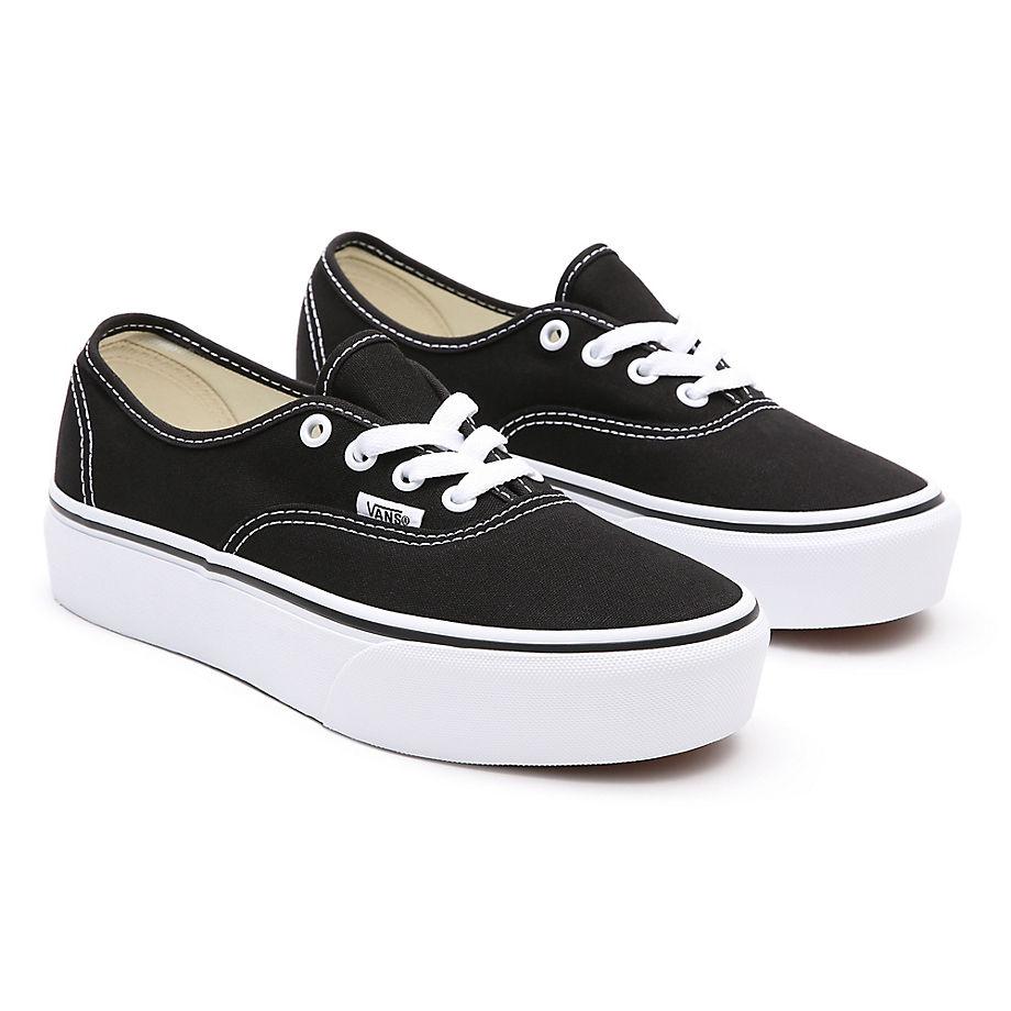 Vans  AUTHENTIC  women's Shoes (Trainers) in Black - VN0A3AV8BLK1=3AV8BLK