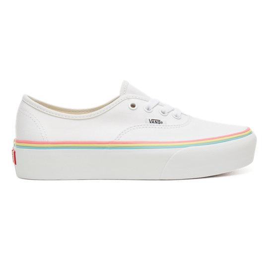 169df61cef6 Rainbow Foxing Authentic Platform 2.0 Shoes
