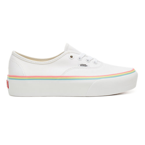 Rainbow+Foxing+Authentic+Platform+2.0+Schuhe