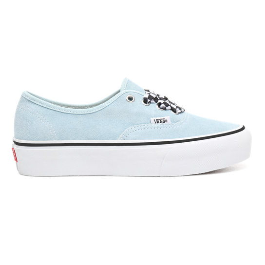 Checkerboard Lace Authentic Platform 2.0 Schuhe | Vans
