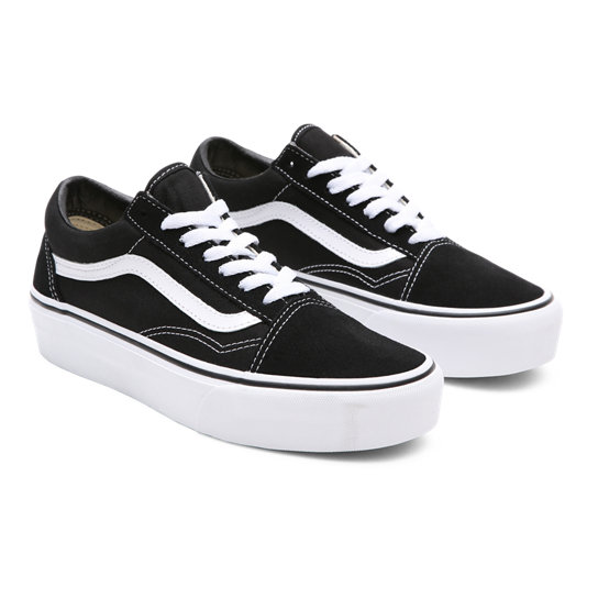 dfcb050c86c Platform Old Skool Shoes