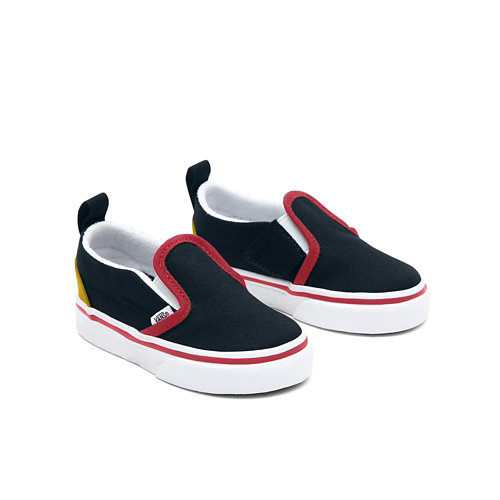 Gepersonaliseerde+Toddler+Color+Block+Slip-On