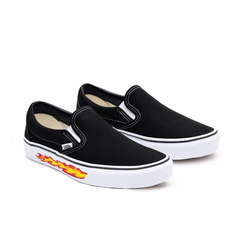Personalisierbare+Kids+Flame+Slip-On