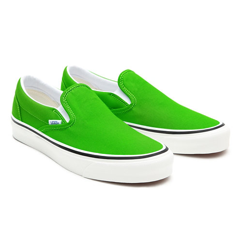 Customs+Recycled+PET+Canvas+Jasmine+Green+Slip-On