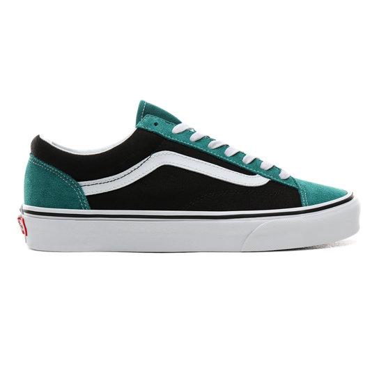 Scarpe Vintage Suede Style 36 | Verde | Vans