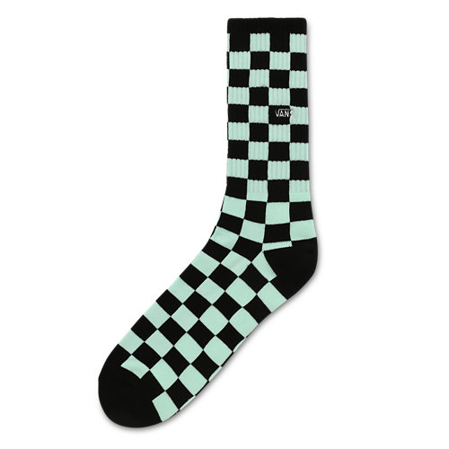 Checkerboard+Crew+Socks
