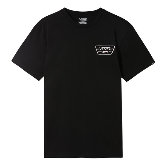 Full Patch Back T-shirt | Vans