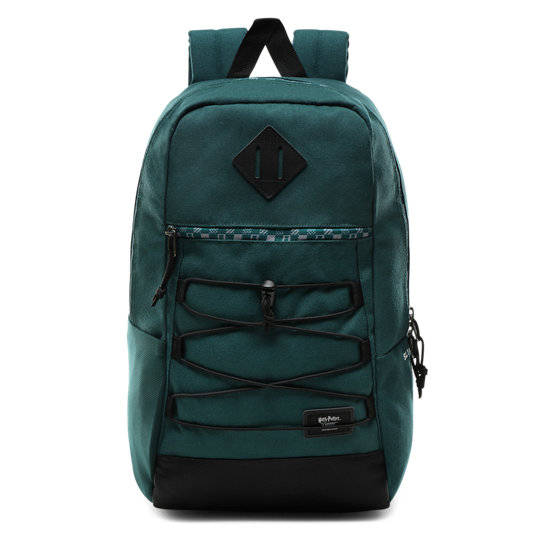 Vans x HARRY POTTER™ Slytherin Snag Backpack