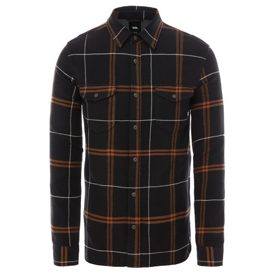 Wayland Long Sleeve Flannel Shirt | Vans