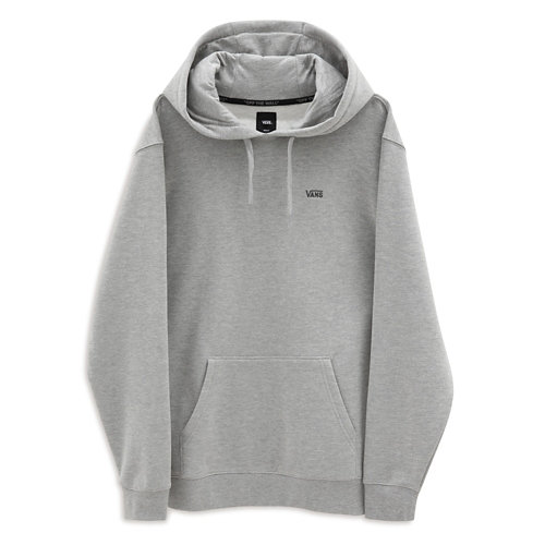 Basic+Pullover+Fleece+Kapuzenpullover