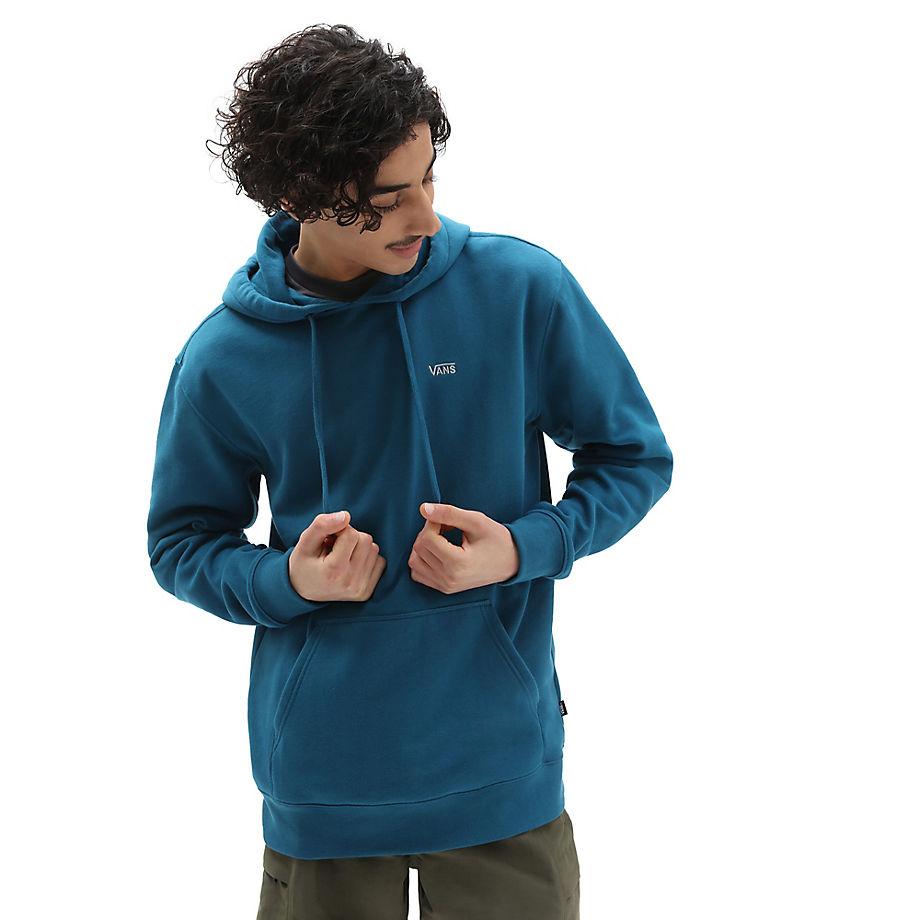 Sweat À Capuche Basic (moroccan Blue) , Taille M - Vans - Modalova