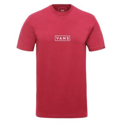 88488a91c2d1 Vans Easy Box Short Sleeve T-Shirt